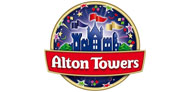 Up to 50% off entry to Alton Towers Resort Logo