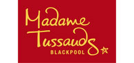 Up to 28% off entry to Madame Tussauds Blackpool Logo