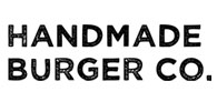 Save 15% off food at Handmade Burger Co. Logo